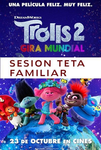 TROLLS 2  SESIÓN TETA