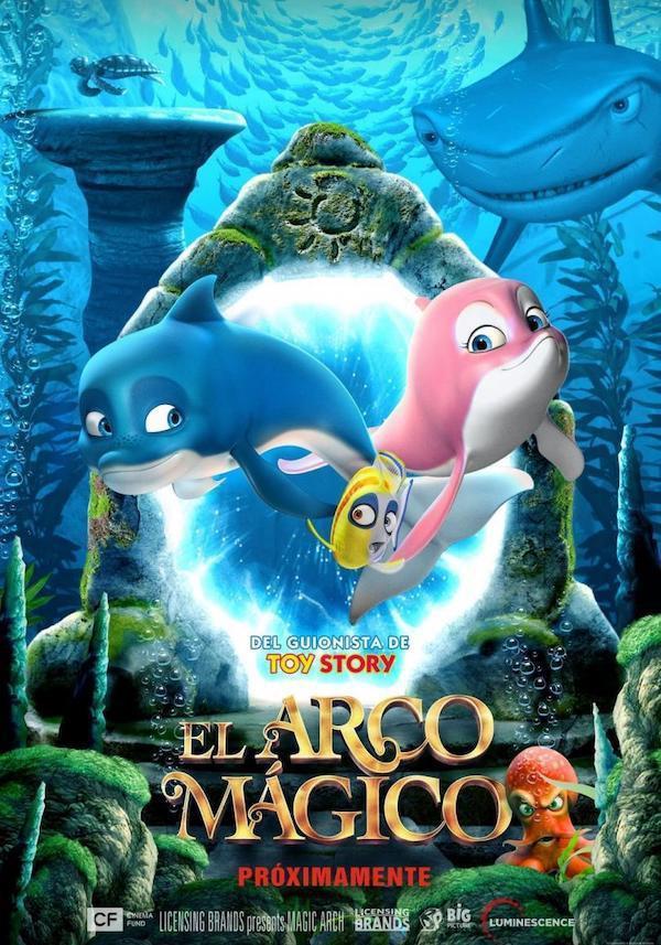 EL ARCO MÁGICO