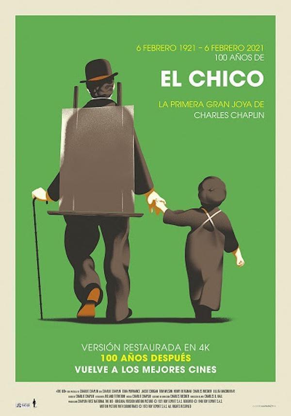 EL CHICO (100 AÑOS)