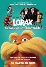 LORAX, EN BUSCA DE LA TRÚFULA PERDIDA (Cine Kid)