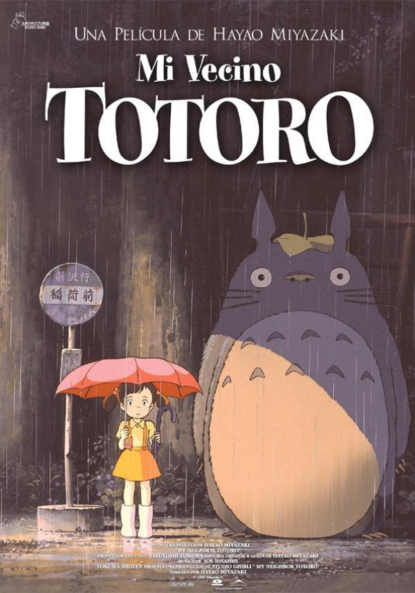 MI VECINO TOTORO ( CICLO MIYAZAKI)