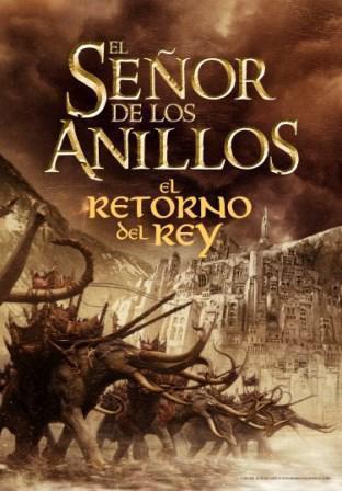 EL SEÑOR DE LOS ANILLOS: EL RETORNO DEL REY (4K)