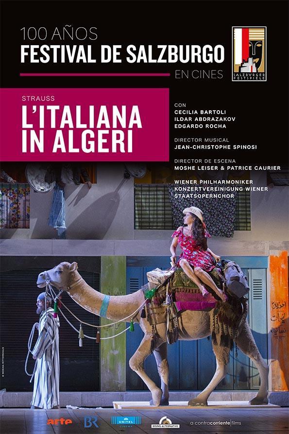 ITALIANA EN ALGERI (Fest. de Salzburgo)