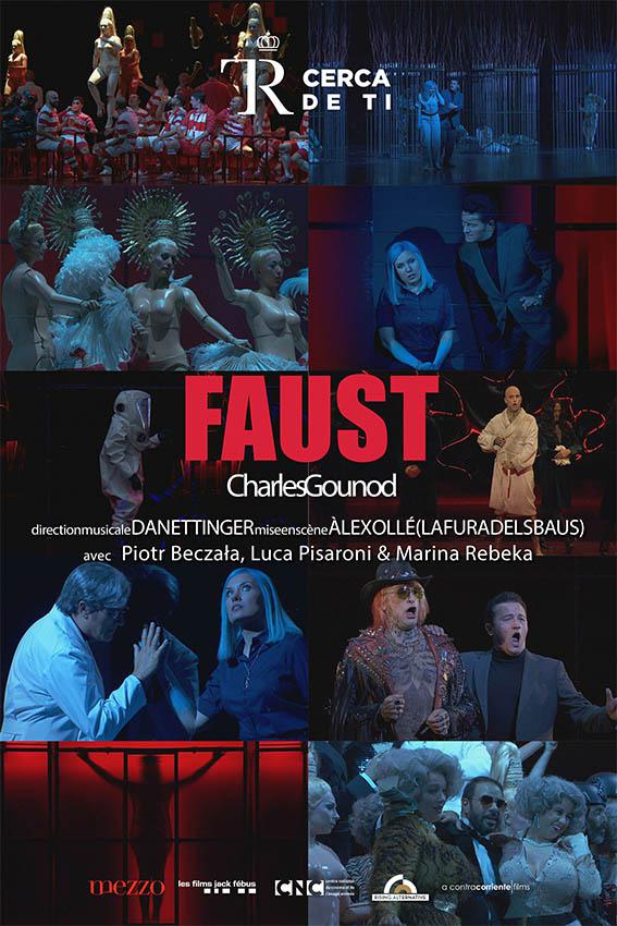 FAUST Charles Gounod