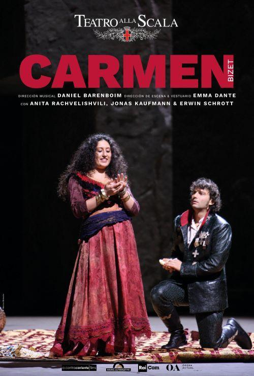 CARMEN Teatro Alla Scala