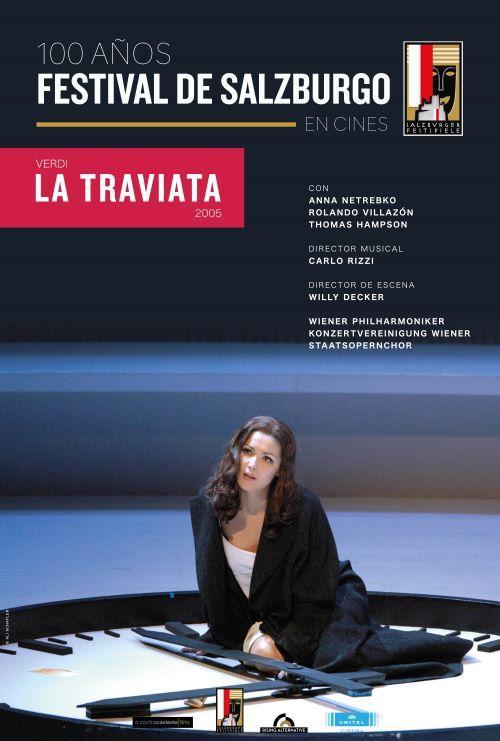 LA TRAVIATA Festival de Salzburg