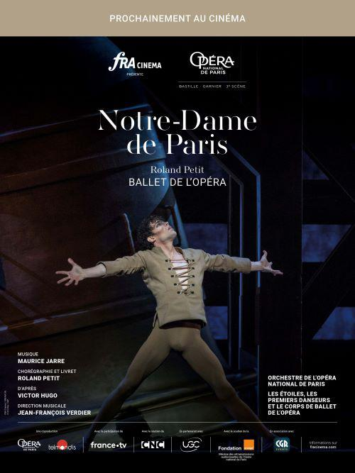 NOTRE DAME de París (Ballet-opera)