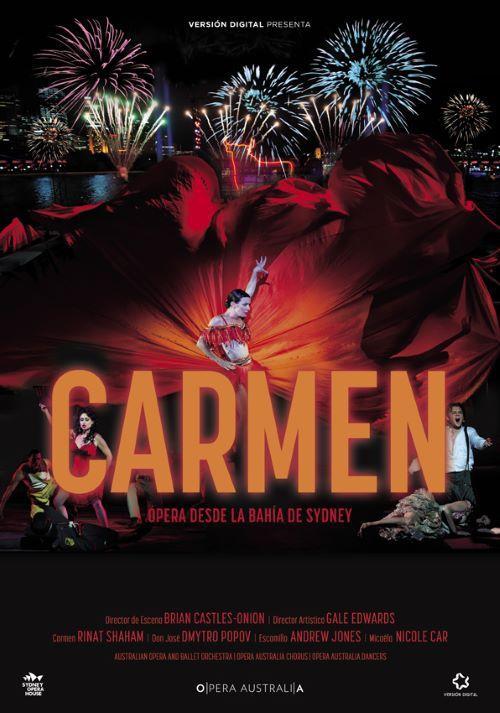 CARMEN (FESTIVAL DE SIDNEY)