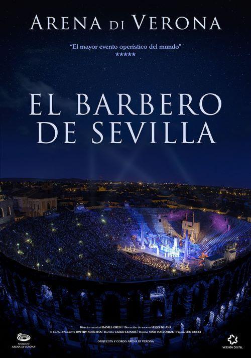 EL BARBERO DE SEVILLA (FESTIVAL DE VERONA)